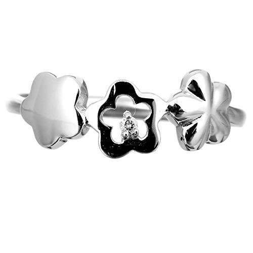 [ココカル]cococaru 一粒 ダイヤ リング ダイヤ リングモンド 指輪 レディース シルバー sv925 ギフト 贈り物 記念日 プレゼント 日本製 品質保証書 金属アレルギー(9)
