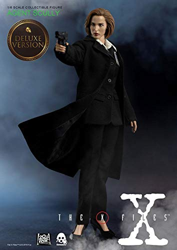 Akte X Actionfigur 1/6 Agent Scully (Deluxe Version)