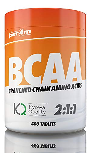 Pure BCAA- tablets (400 cpr)
