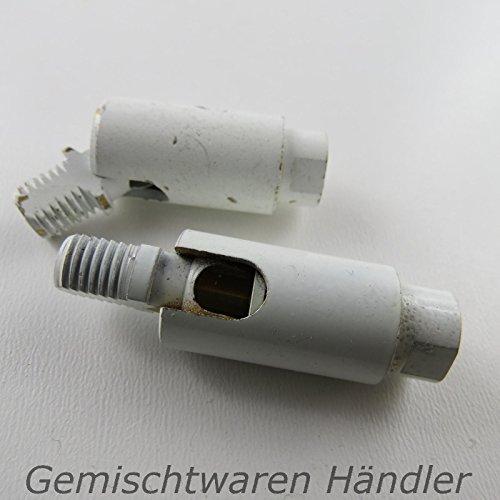 Unbekannt NEU Messing Dreh Kippgelenk Knickgelenk 8 mm Kabeldurchführung 360 90 Grad AG