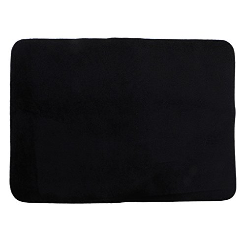 lahomia Quality Magicians Black Card Mat Close-Up Poker Coin Pad Prop