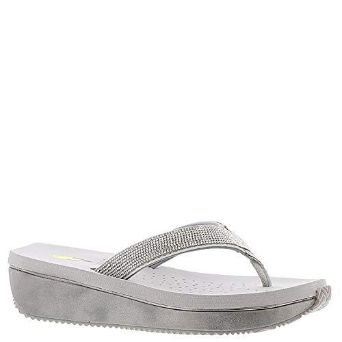 Volatile Eleanor Women's Sandal 9 B(M) US Silver