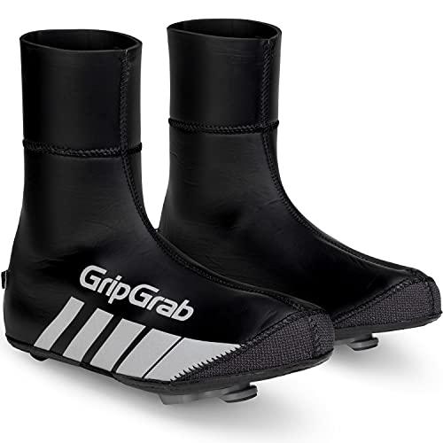 GripGrab RaceThermo Waterproof Winter Neoprene Road Bike Overshoes Windproof...