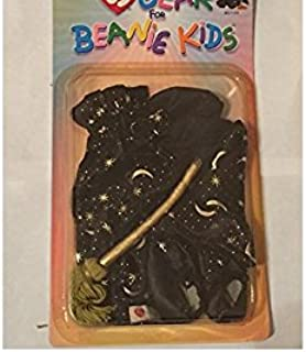 Ty Gear for Beanie Kids - Witch