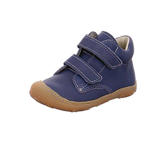 RICOSTA , Baskets Mode pour garçon - - Kobalt, 34 EU