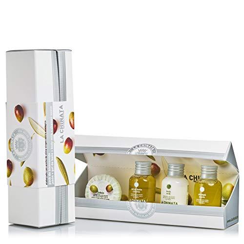 Pack Bienvenida Natural Edition - LA CHINATA - 3 X 30 ml + 1 X 20 g