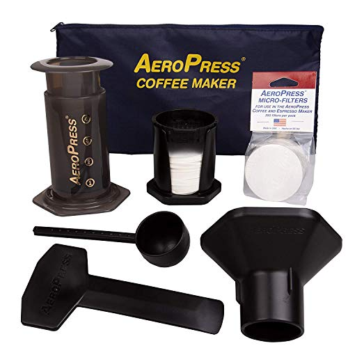 AeroPress Coffee and Espresso...