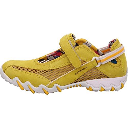 Allrounder Zapatillas para mujer., color Amarillo, talla 37 EU