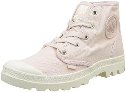 Palladium Damen Pampa Hi Hohe Sneaker, Pink (Peach Whip/Marshmallow K94), 41 EU