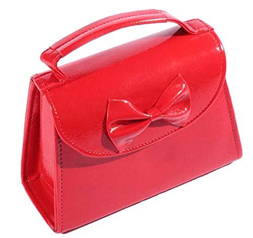 SugarShock 50er Jahre pin up Schleifen rockabilly oldschool BOW Tasche Handtasche