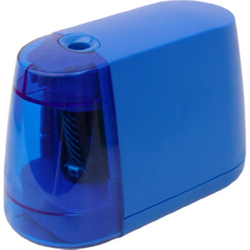 Genie P100-A - Sacapuntas eléctrico, color azul