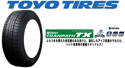 TOYO Winter TRANPATH TX (トーヨー ウィンター トランパス) 国産 スタッドレス 215/65R16 タイヤのみ 4本...