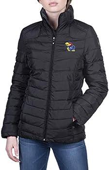 Spyder Women's Full Zip Supreme Gameday Puffer Jacket