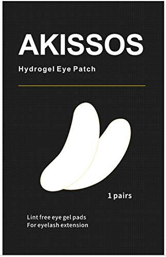 Akissos Eyepads Eyelash Extensions