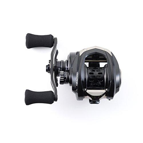 アブガルシア(AbuGarcia)ベイトリールREVOLTX-BF8-L左巻き2016モデルバス釣り最軽量モデル