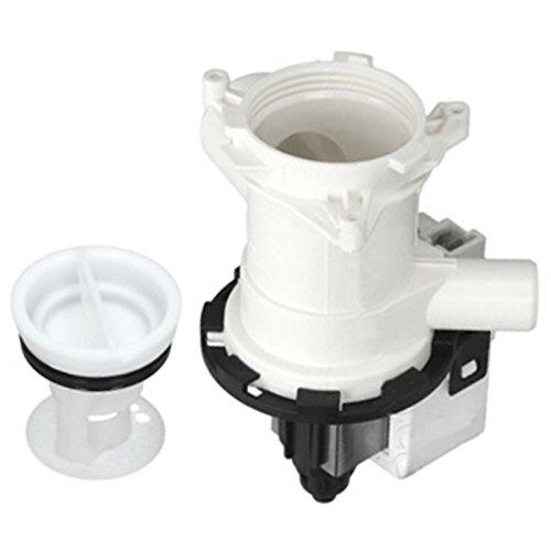Spares2go completo di scarico uscita pompa e filtro per Electrolux lavatrice