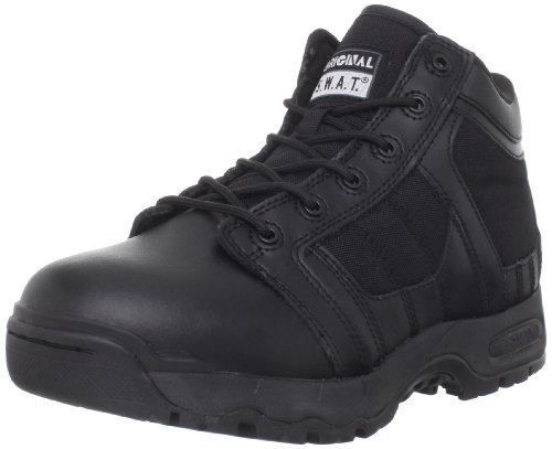 Original S.W.A.T. Men's Metro Air 5 Inch Side Zip Tactical Boot,...