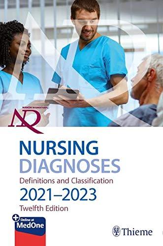 NANDA International Nursing Diagnoses: Definitions & Classification, 2021-2023