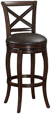 Amazon Com Hillsdale Furniture 62970 Fleur De Lis Swivel