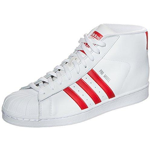 adidas Zapatillas altas para hombre Promodel, color, talla 48 EU