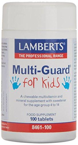 Lamberts MultiGuard for Kids - 100 Tabletas