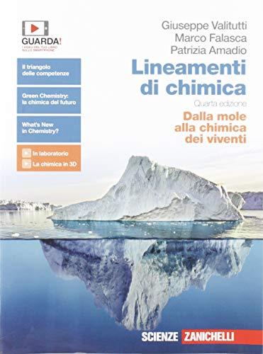 Lineamenti di chimica. Dalla mole alla chimica dei viventi. Per le Scuole superiori. Con e-book