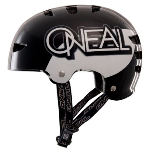 O'NEAL Dirt Lid Fidlock Profit Inliner Dirt Helm schwarz/Weiss 2013 Oneal: Größe: XS/S (54-56 cm)