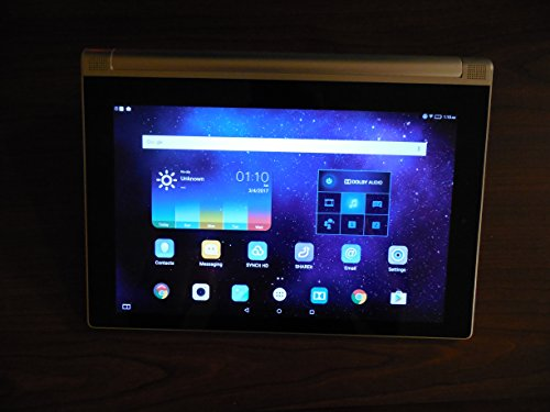 Lenovo Yoga Tab 2 10.1' Tablet Intel Atom 1.33Ghz 16GB Android Silver
