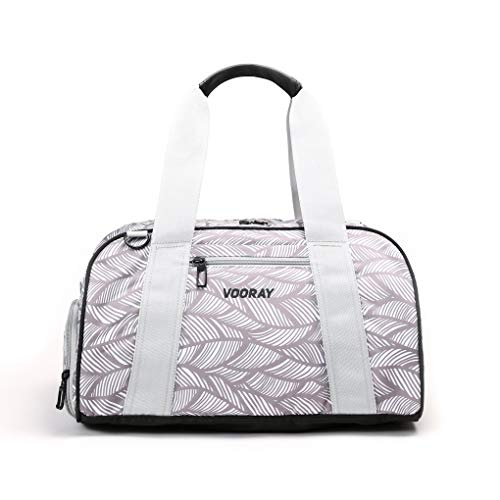 Vooray Burner Gym - 39 cm./15,5 inch - 23L - Compact Gym Bag...
