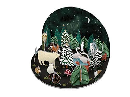 Roger la Borde Northern Lights Pop and Slot Advent Calendar
