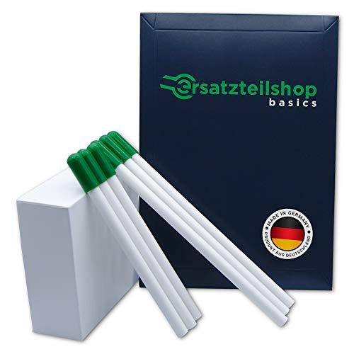 ersatzteilshop basics Flaschenhalter und Glashalter für Geschirrspüler/Spülmaschine - Set Allrounder - absolut kratzfrei