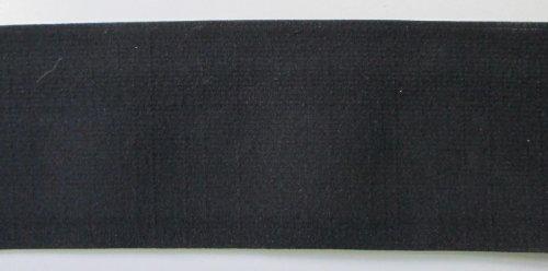 5 m Gummiband 20 mm schwarz 1,30€/m