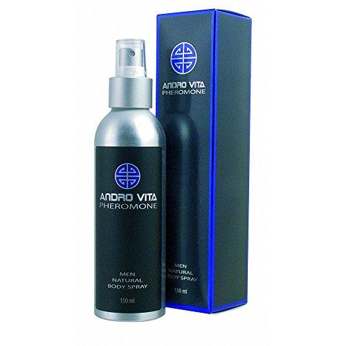 ANDRO VITA, Spray Uomo 'Pheromone', 150 ml