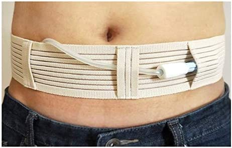 Catheter Fixation Device Abdpminal Max 46% OFF Patient Arlington Mall Drainag Dialysis Belt