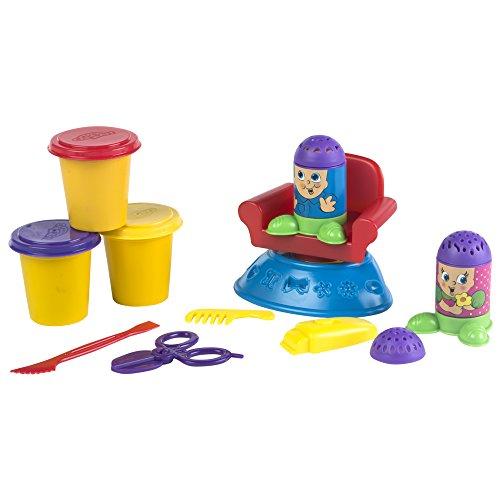 Cra-Z-Art Set peluquería de plastilina (Colorbaby 44108)