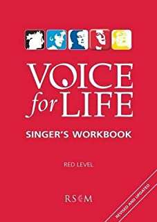 Voice for Life Singer's Workbook 4 - Red Level