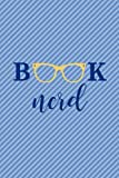 Book Nerd 120 Page Lined Journal Notebook