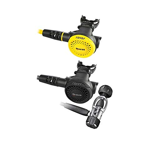 Mares Rover R2 Scuba Diving Regulator Octo Package
