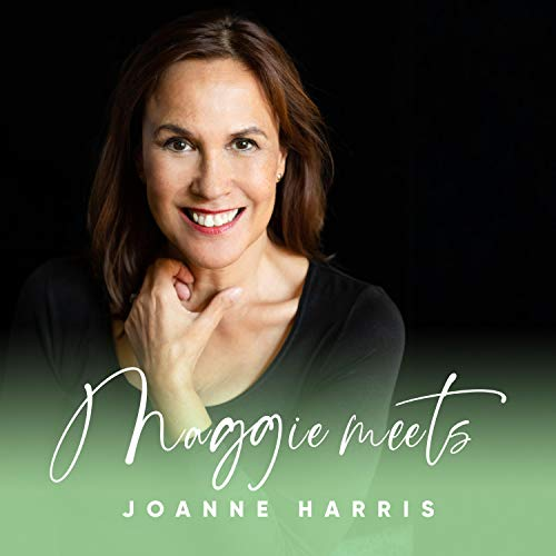 Maggie meets Joanne Harris cover art