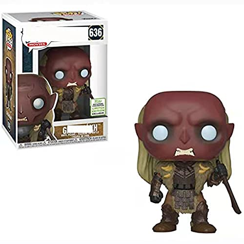 ODEUXS POP Lord of The Rings Figurine Figurine, About 10 cm (3.93 inches) in Figure, Around The Film and Television, Birthday Gifts and Christmas Gifts