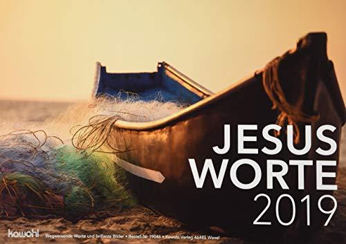 Jesus Worte 2021: Wegweisende Worte und brillante Bilder