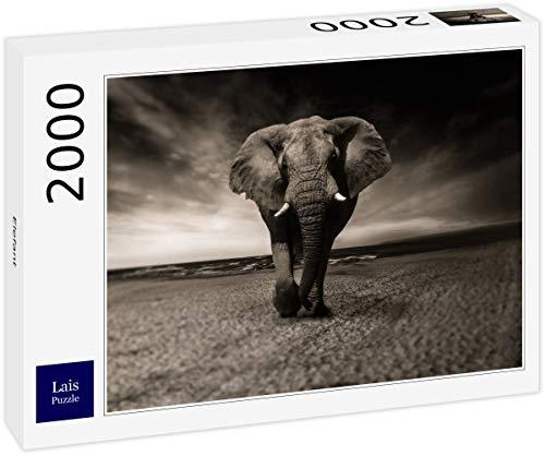 Lais Puzzle Elefante 2000 Piezas
