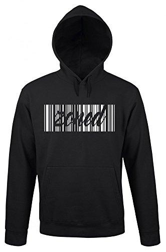 TheKedosZone - Zoned - Hoodie Offizielles YouTube Merchandise | in Schwarz aus Baumwolle, Größe:S