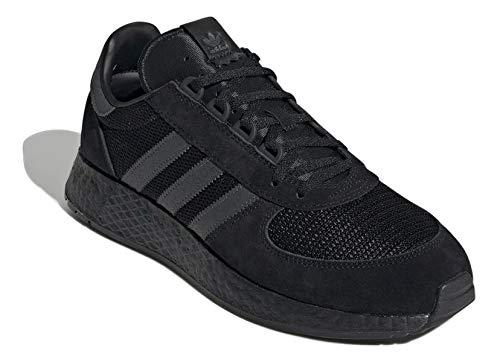adidas Hombre Marathon Tech Zapatillas Negro, 36 2/3