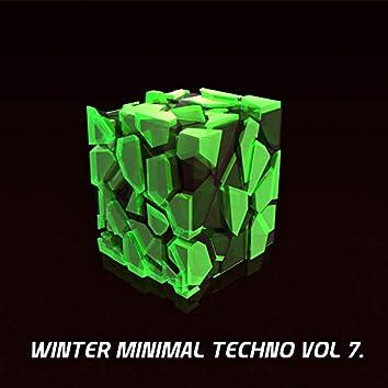 Winter Minimal Techno, Vol. 7.