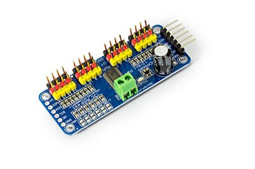 12 Bit i2c PWM/Servo Digital/Analog-Wandler PCA9685 f. Arduino Raspberry Pi DIY