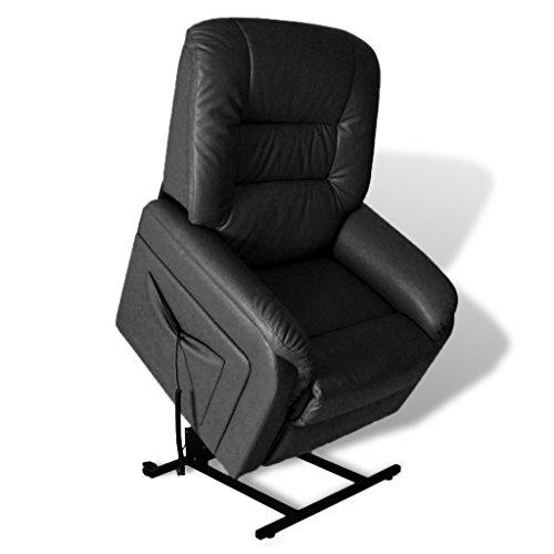 Anself Fernsehsessel Aufstehsessel TV Sessel mit elektrischer Aufstehhilfe 2 Farbe Optional