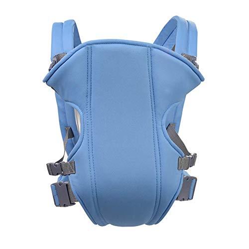Portabebés - WENTS Portabebés Multifuncional, El Mejor Portabebés de Seguridad, Portabebés Ergonómico, Suave y Transpirable, Alivia el Dolor de Espalda