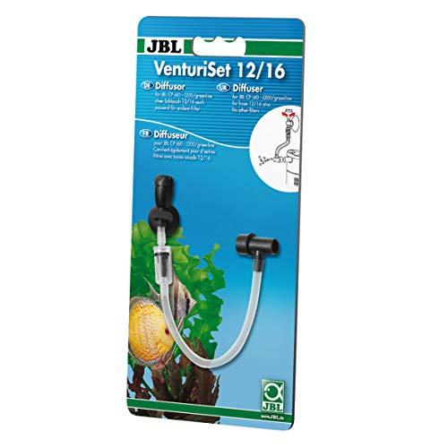 JBL Venturi-set II 12/16 6091600 Diffusor Set für Innenfilter CristalProfi i-Serie