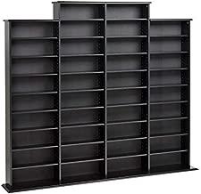 prepac quad width wall storage cabinet
